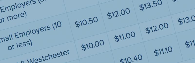 Minimum Wage Increase Panel