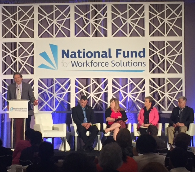 National Fund for Workforce Solutions Annual Conference Draws More than 400 Workforce Leaders and Business Partners