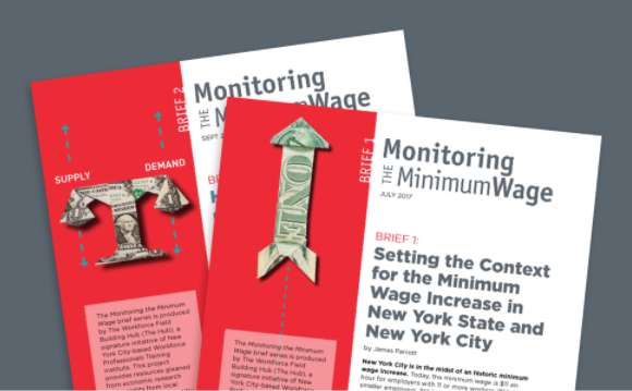 "Hub Presents at Southwest Brooklyn Industrial Development Corporation's ""Navigating the Minimum Wage"" Workshop"