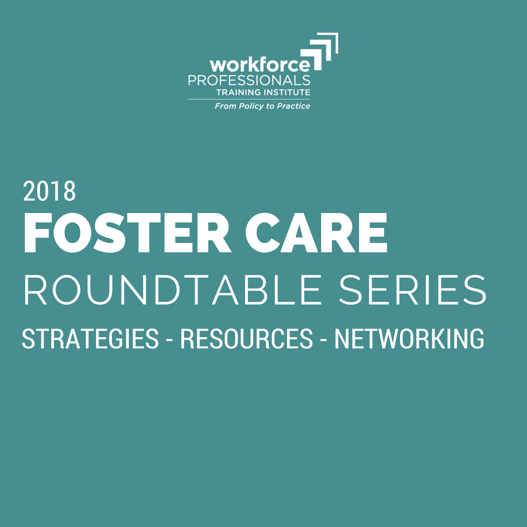 Highlights of 2018 Foster Care Roundtable Series
