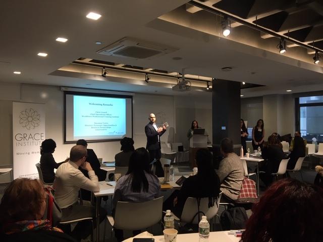WPTI hosts Job Developers Networking Breakfast to share The Hub's Workforce Agenda