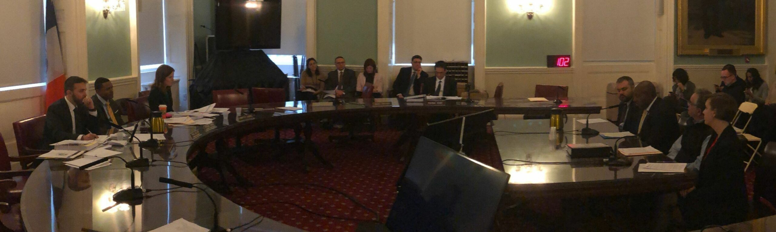 The Hub Testifies Before City Council on the Mayor's New York Works Plan