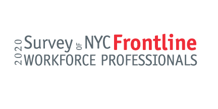 2020 Survey of NYC Frontline Workforce Professionals